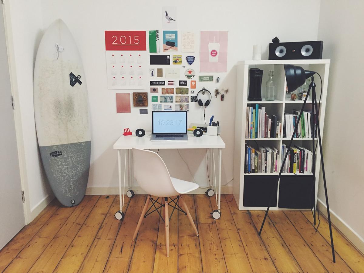 Tips organizar tu escritorio en casa en épocas de confinamiento