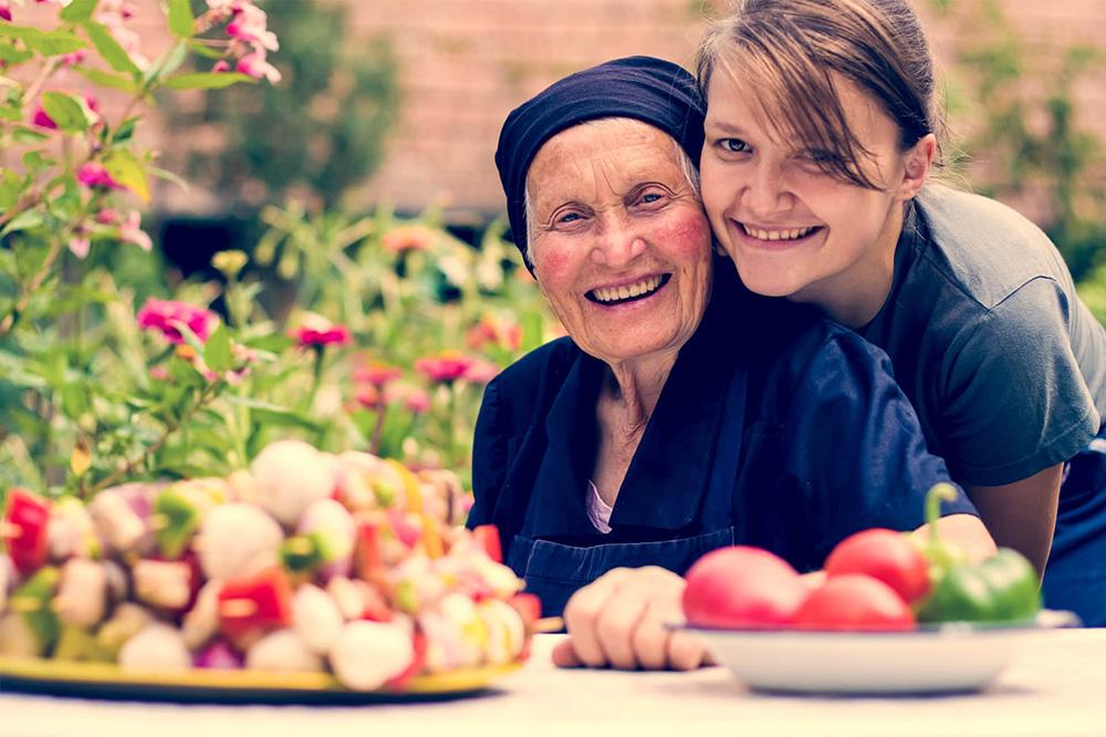 Nutrición y Envejecimiento Saludable