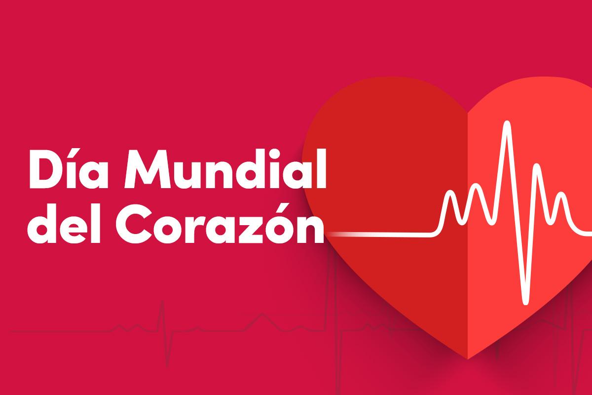 ¿Cómo tener un corazón sano? (Día Mundial del Corazón 29 de septiembre)