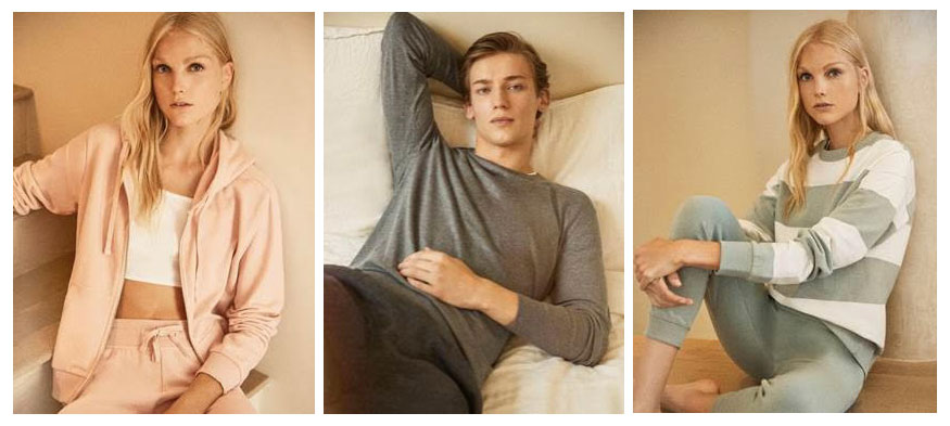 Lefties Homewear New Collection AW'20Daywear